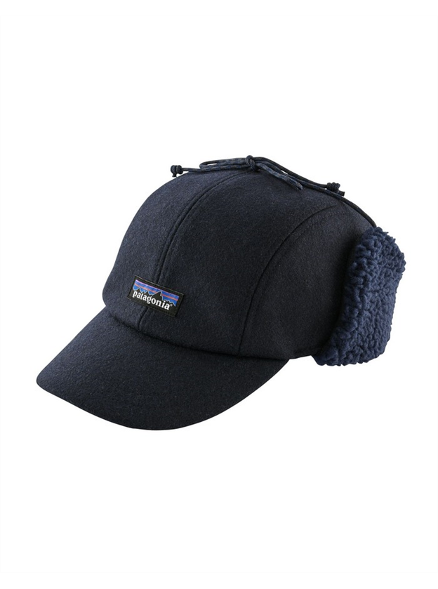 2cb3cb09bc80d Patagonia Recycled Wool Ear Flap Cap - Caps