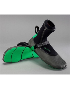 Solite Custom Pro 3mm Heat Moulding Booties-boots-HYDRO SURF