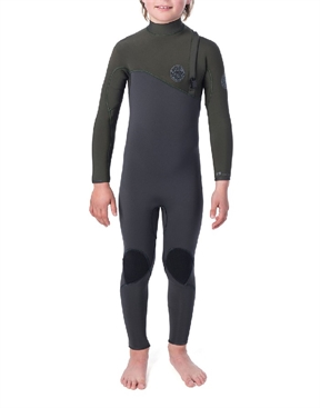 Rip Curl Jnr Flash Bomb 4x3 Zip Free Wetsuit on sale-children-HYDRO SURF