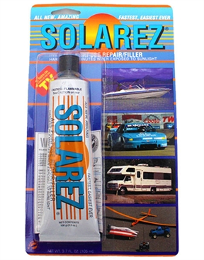 Solarez Polyester Resin UV Cure Sufrboard Ding Repair - 100mls-solarez-HYDRO SURF