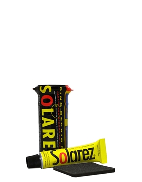 Solarez Poyester Resin UV Cure Surfboard Ding Repair - Weenie Travel Kit -repair-kits-HYDRO SURF