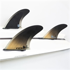 FCS II Rob Machado PC Twin + 1 Stabaliser Fin Set