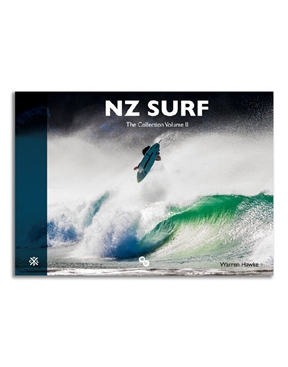 NZ Surf The Collection Vol.2 Book-books-HYDRO SURF