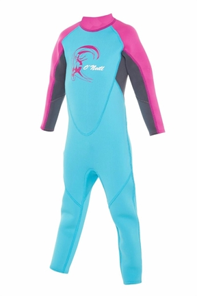 O'Neill Toddler Reactor 2mm Full Steamer Wetsuit-wetsuits-HYDRO SURF