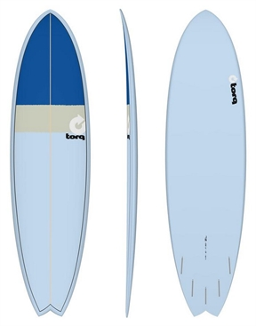 Torq Mod Fish Surfboard - New Classic 2.0-fun-HYDRO SURF