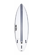 JS HYFI Monsta Box Squash Tail Surfboard