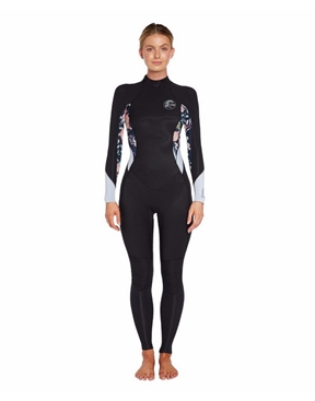 O'Neill Bahia 3x2mm Women's Back-Zip Full Suit -women-winter-HYDRO SURF