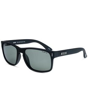 Liive Vision NEW Sunnies Voyager Matte Black Summer Glasses Polarised Sunglasses