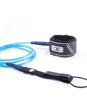 Ocean & Earth Regular Moulded Leashes-hardware-HYDRO SURF