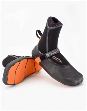 Solite Custom Pro 6mm Heat Moulding Booties-boots-HYDRO SURF