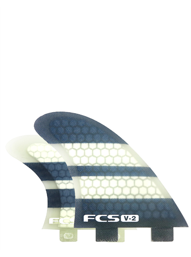 FCS V-2  Tri-Quad Fin Set on sale