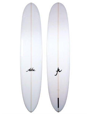 Aloha Pintail Nose Rider PU Longboard Surfboard-brand-HYDRO SURF