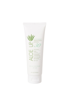Aloe Up White Collection SPF 30 Sunscreen 118ml  -accessories-HYDRO SURF