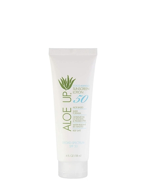 Aloe Up White Collection SPF 50 Sunscreen 118ml-accessories-HYDRO SURF
