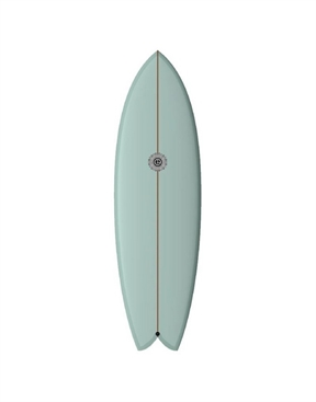 Elemnt Surfboards Twin Fish Mint-surf-boards-HYDRO SURF