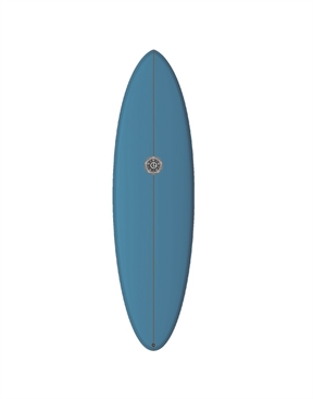 Element Surfboards Wild Cat mid length Blue-surf-boards-HYDRO SURF