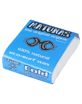 Matunas Organic Cold wax below 15° -matunas-HYDRO SURF