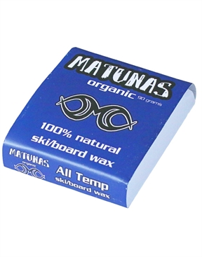 Matunas  Organic Ski  and board Wax-matunas-HYDRO SURF