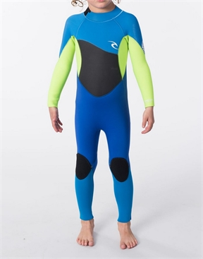 Rip Curl Groms Omega 3x2mm Wetsuit -children-HYDRO SURF