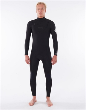 Rip Curl Dawn Patrol 4x3mm Chest Zip Wetsuit - Men's-men-summer-HYDRO SURF
