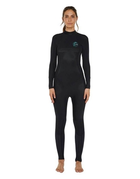 O'Neil Bahia Back Zip 4x3mm Steamer -wetsuits-HYDRO SURF