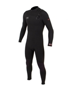 O&E Double Black 4x3mm Wetsuit