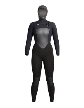 Xcel Ladies Infiniti 5x4mm Hooded Wetsuit-wetsuits-HYDRO SURF